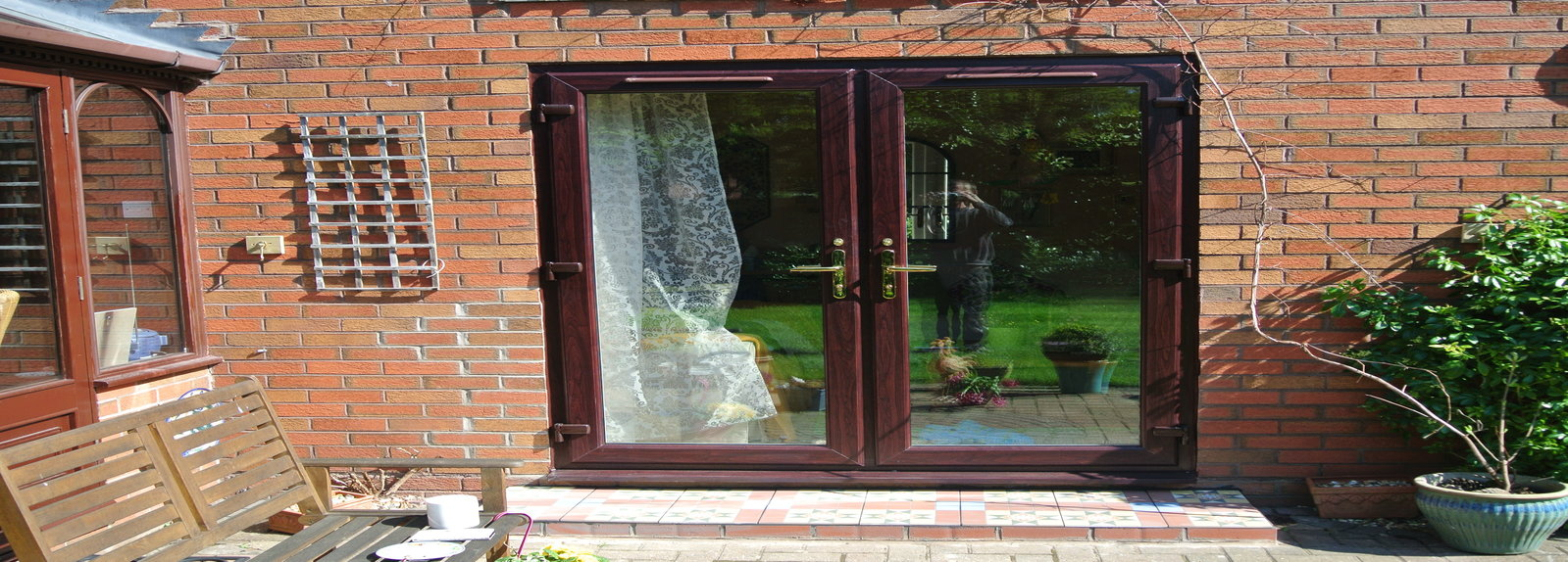 French doors in Kenilworth